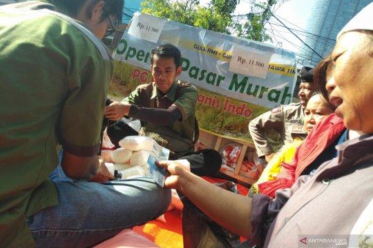 Tekan harga gula, RMI gelar operasi pasar di tiga kota di Jatim