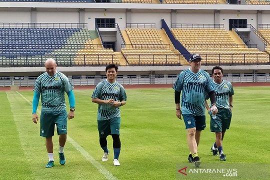 Pelatih Persib akui telah memantau Bruno Matos