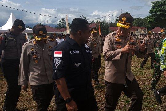 Polda Papua Barat antisipasi potensi konflik 2020-2021