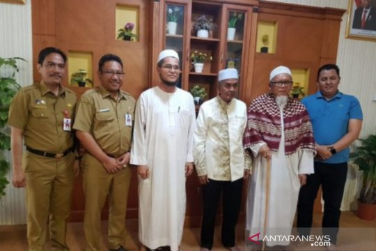 Di Martapura, benda pusaka Rasulullah Muhammad SAW segera dipamerkan