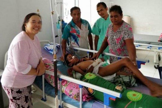 Cerita dokter Maharani, penyelamat korban gigitan ular langka