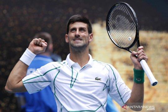 Australia Open: Djokovic Melaju ke babak ketiga