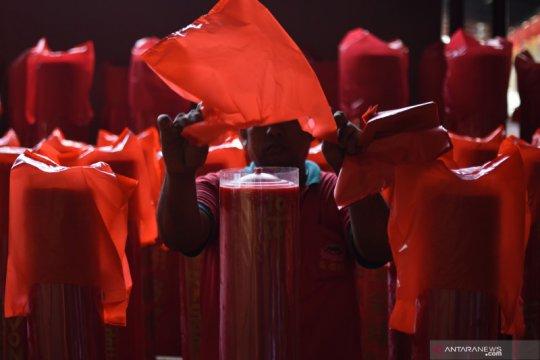 Hari ini, festival Imlek hingga pameran seni rupa