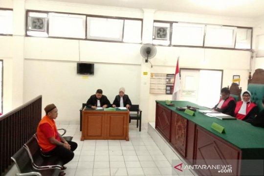 Pemilik 20 kg sabu dan 18.000 ekstasi  dituntut hukuman mati