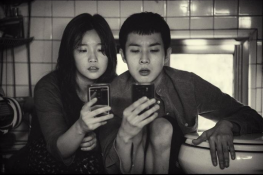 """Film """"Parasite"""" versi hitam putih tayang di Korea Selatan bulan depan"""