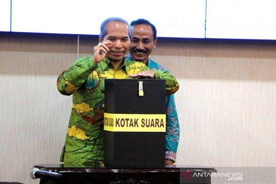 Iwan Taruna terpilih jadi Rektor Universitas Jember 2020-2024