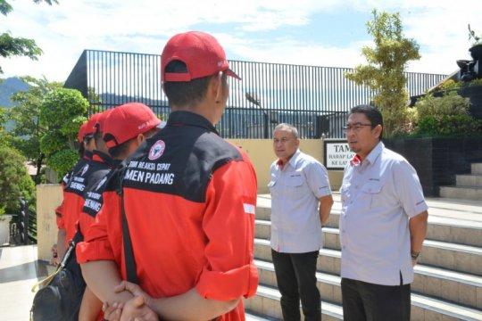 Semen Padang kirim relawan TRC ke lokasi banjir  di Sijunjung