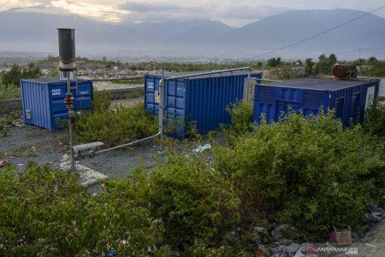 Pembangkit listrik biogas terbengkalai