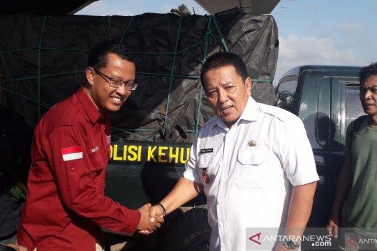 Penyerahan harimau dari BKSDA Sumsel diapresiasi Gubernur Lampung