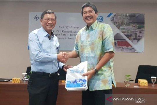 PT Timah gandeng Wijaya Karya bangun smelter dengan teknologi terbaru