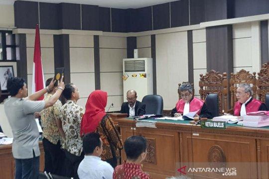 Jaksa perkara kepabeanan akui menerima suap 14.000 dolar Singapura