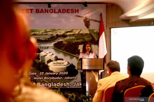 Indonesia berupaya turunkan tarif ekspor bus ke Bangladesh