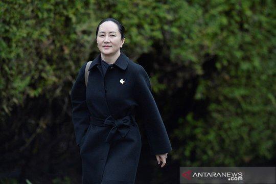China minta Kanada bebaskan petinggi Huawei