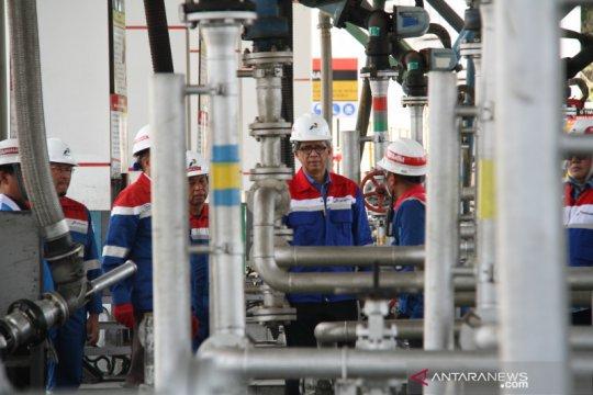Kemajuan pengembangan kilang Balikpapan baru capai 11,62 persen