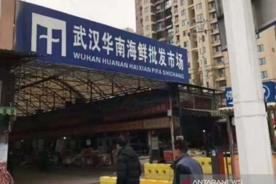 AS desak China tutup permanen pasar basah satwa liar