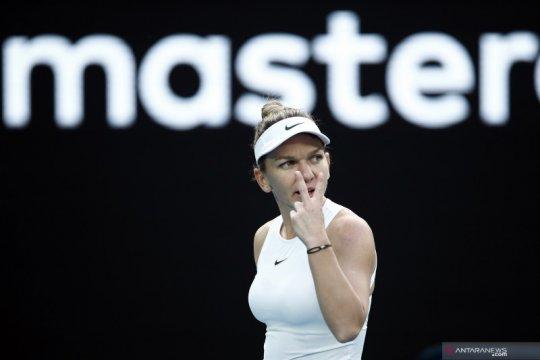 Simona Halep belum bisa beri kepastian mengenai US Open
