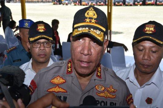 Tujuh kabupaten belum tandatangani NPHD untuk amankan pilkada di Papua