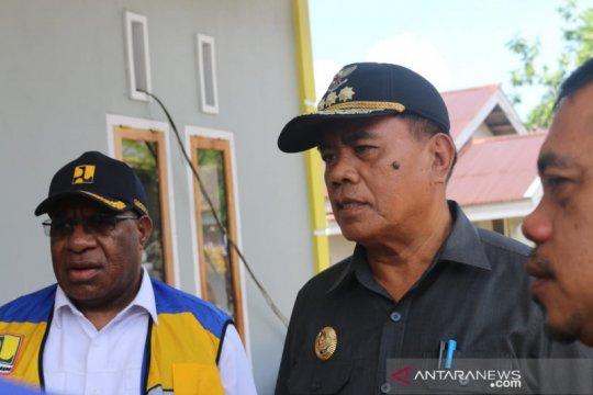 Lima sekolah di perbatasan Indonesia-Filipina diresmikan Wamen PUPR