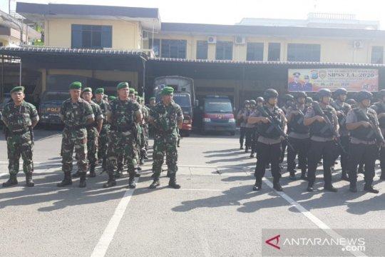 728 personel gabungan amankan perayaan Imlek di Medan