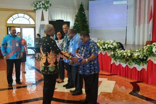 Kelola Rp9,3 triliun Gubernur Papua Barat imbau OPD kerja cepat