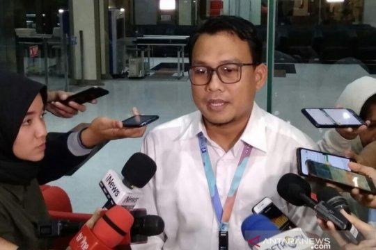 KPK konfirmasi dua pejabat KPU soal proses pencalonan anggota DPR