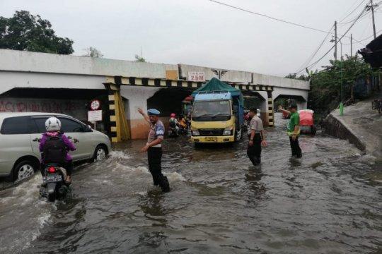 Ribuan keluarga terdampak banjir di Gempol, Kabupaten Pasuruan