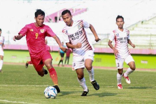 Timnas U-16 hadapi Thailand di Solo