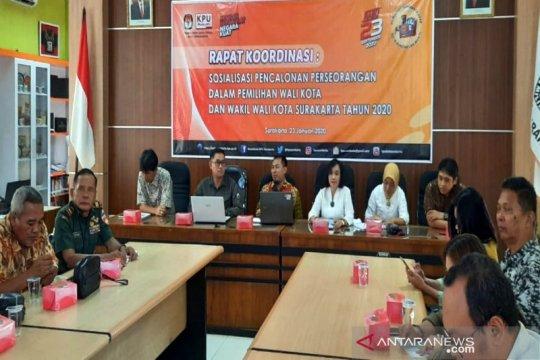 KPU Surakarta buka kesempatan balon jalur independen