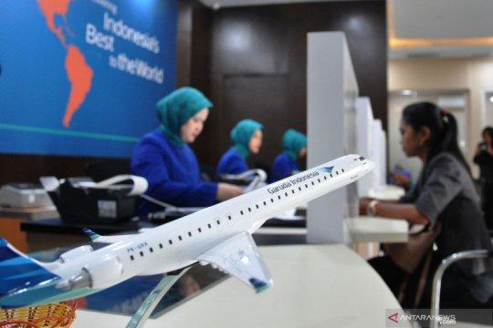 Garuda Indonesia panggil tes wawancara di Bali? Ini faktanya