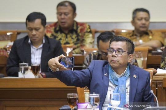 Anggota Komisi Hukum DPR respons penahanan Anita Kolopaking