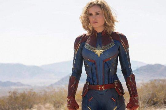 """Disney tengah kembangkan sekuel """"Captain Marvel"""""""