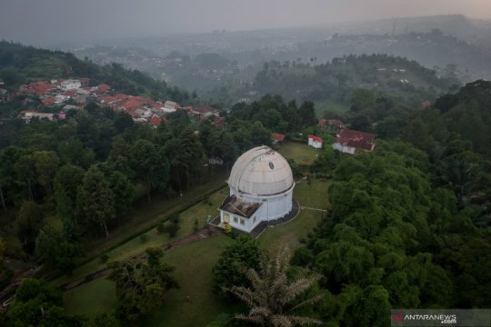 Observatorium Bosscha amati hilal jelang awal Ramadhan 1441 H/2020 M