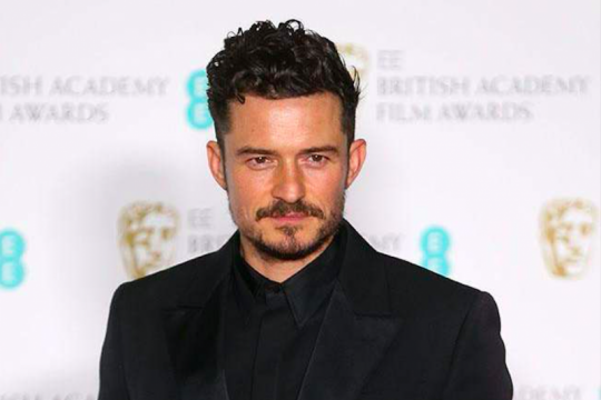 Orlando Bloom isi suara Pangeran Harry versi animasi