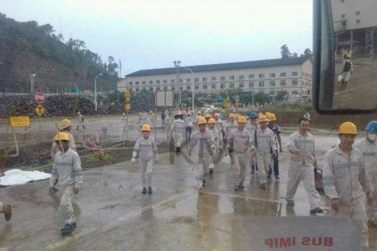 Cek fakta: Benarkah 40 ribu TKA China di Morowali jalani karantina terkait corona?