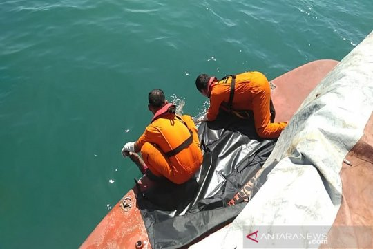 Tim SAR temukan satu TKI dari kapal tenggelam di perairan Riau