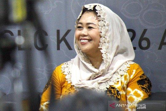 Erick: Yenny Wahid jadi Komisaris Garuda untuk lindungi kaum wanita