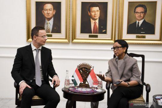 Indonesia-Hongaria perkuat hubungan ekonomi, pendidikan