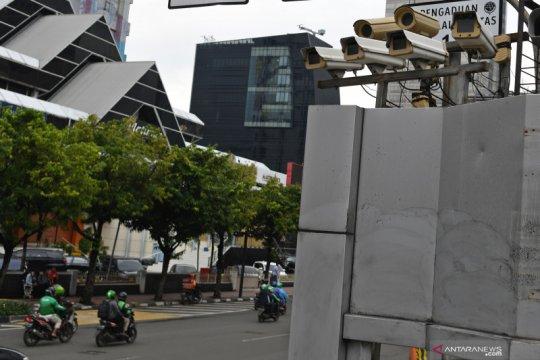 Polda Metro: penerapan tilang elektonik sejalan dengan prokes