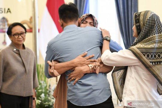 ABK korban penyanderaan Abu Sayyaf diserahkan kepada keluarga