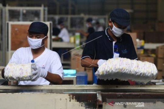 Pasar pembalut wanita di Indonesia setiap tahun tumbuh positif