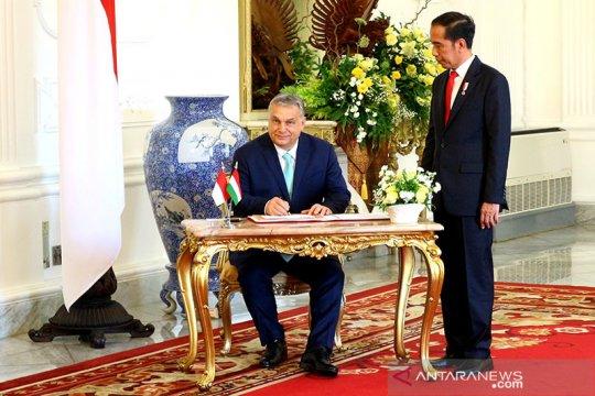Presiden terima kunjungan PM Hongaria bahas peningkatan kerja sama