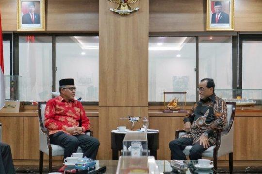 Pemerintah Aceh perjuangkan proyek kereta api masuk PSN