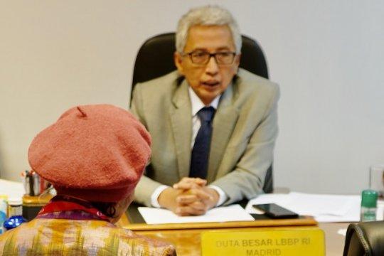 Dubes: Kebijakan  Spanyol peluang bagi Indonesia