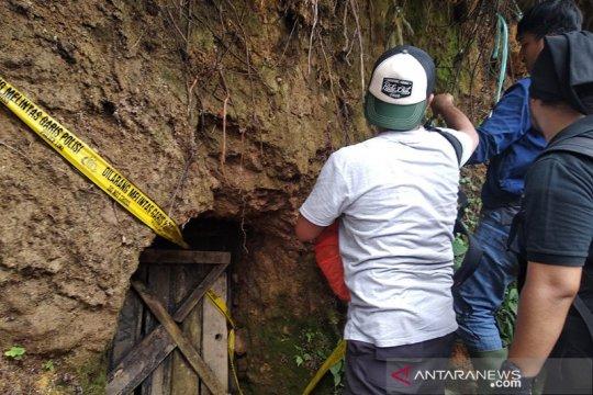 Satgas PETI tutup 10 lokasi tambang emas ilegal di Lebak