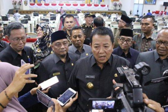 Kondisi keuangan Bank Lampung sehat, kata Gubernur