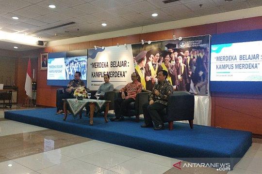 Nadiem : Semua pihak bertanggungjawab dengan pendidikan tinggi