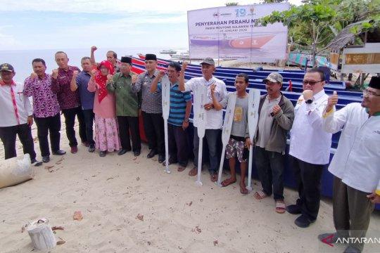 Askrindo-Baznas salurkan Rp2,4 miliar untuk pemulihan bencana Sulteng