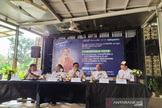 Masuk enam besar Indonesia Idol, Lyodra minta dukungan Sumut