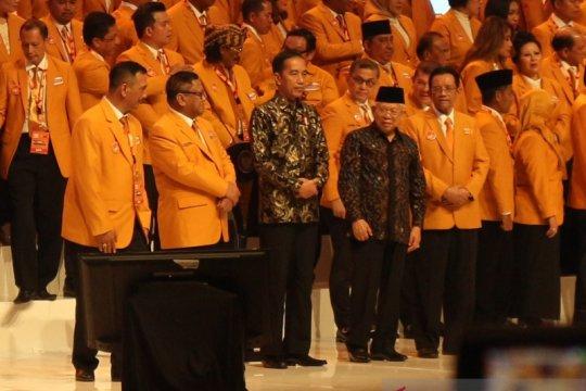 Jokowi yakin OSO dapat besarkan Hanura
