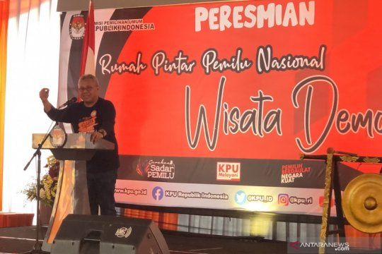 KPU sebut kasus Wahyu Setiawan tidak pengaruhi tahapan pilkada